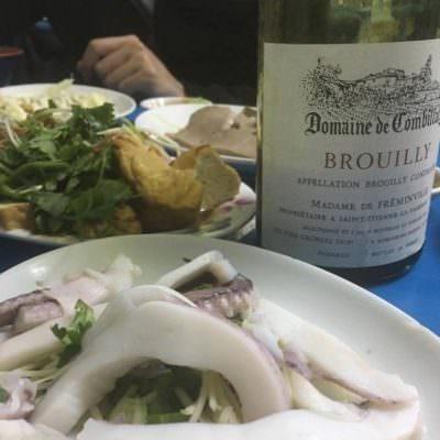 【結。後語】Beaujolais Fest 2017