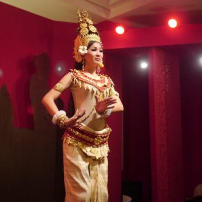 【慢。吳哥】吳哥窟|食|Memoire d'Angkor Dinner Show