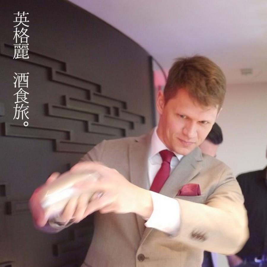 【調・酒趣】世界冠軍調酒師來台灣