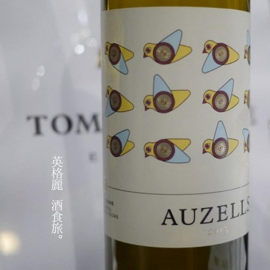 【飲・紀錄】2013 Auzells, Tomàs Cusiné, Spain