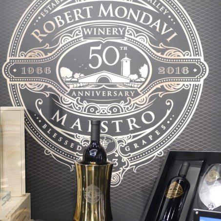 【五・十年】Maestro Limited Edition, Robert Mondavi